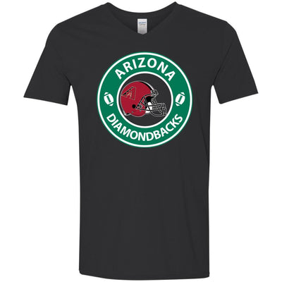 Starbucks Coffee Arizona Diamondbacks T Shirts WNG