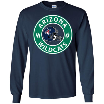 Starbucks Coffee Arizona Wildcats T Shirts