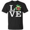 Nice Pug T Shirts - Love Pug, is a cool gift for friends and family