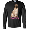 Pugicorn Funny Cool T Shirts For Pug Lover