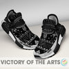 Amazing Pattern Human Race Los Angeles Kings Shoes For Fans