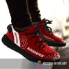 Line Logo Oklahoma Sooners Sneakers As Special Shoes