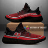 Colorful Line Words Tampa Bay Buccaneers Yeezy Shoes