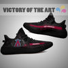Art Scratch Mystery Los Angeles Angels Yeezy Shoes