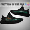Art Scratch Mystery Minnesota Wild Yeezy Shoes