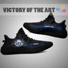 Art Scratch Mystery Tampa Bay Rays Yeezy Shoes