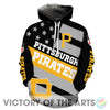 Proud Of American Stars Pittsburgh Pirates Hoodie