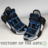 Amazing Pattern Human Race San Diego Padres Shoes For Fans