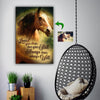 Horse Canvas Print - Loved You Then - Love You Still - Always Have - Always Will