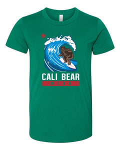 Cali Surfing Youth Tee