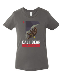 Cali Rock Climbing Youth Tee