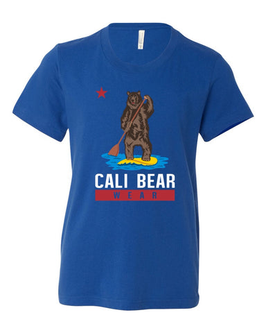 Cali Paddleboarding Youth Tee