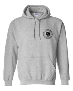 The Playground State Badge Adult Hoodie