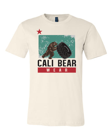 Cali Bear CrossFit T-Shirt