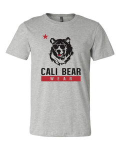 Classic  Cali Bear Wear T-Shirt