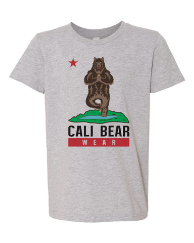 Cali Yoga Youth Tee