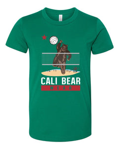 Cali Beach Volleyball Youth Tee