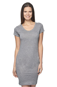 Viscose Bamboo & Organic Cotton Tee Dress