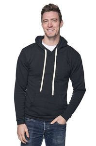 Unisex Organic RPET French Terry Pullover Hoody