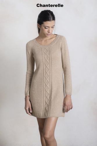 Reyes Baby Alpaca & Wool Dress