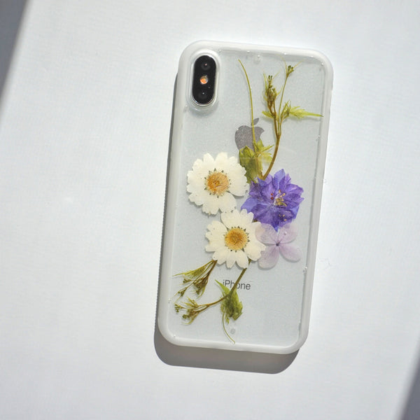 Lakeside Wild Flowers Case - iPhone or Samsung