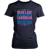 Bear Lake Is Like the Caribbean - Women's Tee