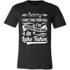 I Can't Take Your Call - Men's Tee