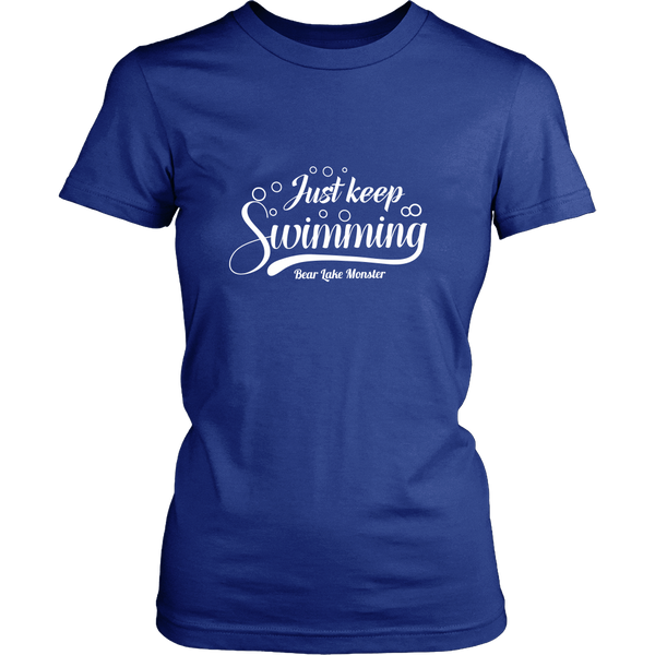 Just Keep Swimming – Women's Tee