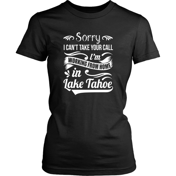 I Can't Take Your Call - Women's Tee