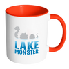 Lake Monster Mug (Accent 11 oz.)