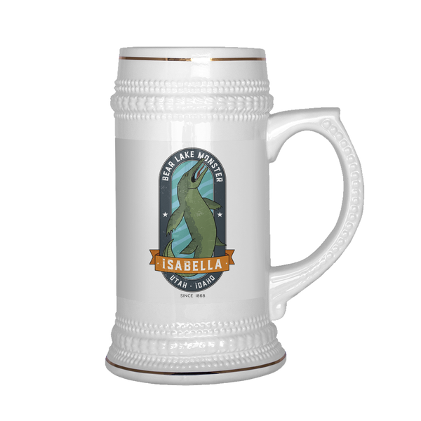 Bear Lake Monster Beer Stein