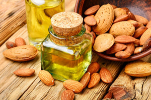 Almond Oil Cleansing Method for Acne Prone Skin