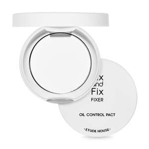Etude House Fix & Fix Fixer Oil Control Pact