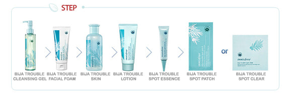 Image result for bija trouble facial foam