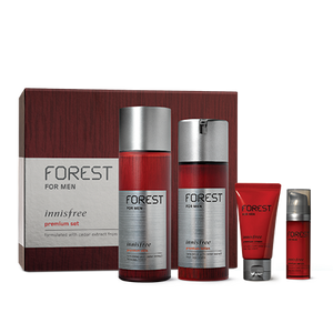 Innisfree Forest For Men Premium Skin Care Set