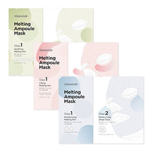 korean beauty kbeauty sheet mask sheetmask mamonde serum essence antiaging
