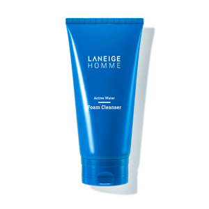 Laneige Homme Active Water Foam Cleanser