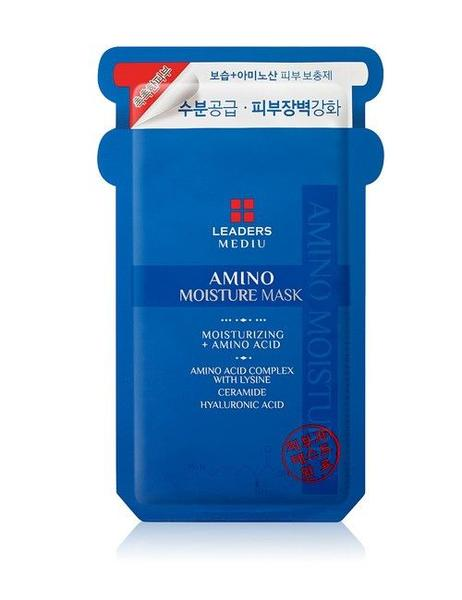 Leaders Mediu Amino Moisture Mask Set