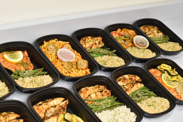 60 Meal Package - 1 Month of Meals