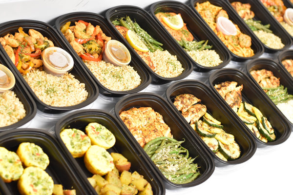 40 Meal Package - 1 Month of Meals