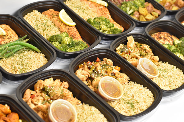 120 Meal Package - 3 Month of Meals