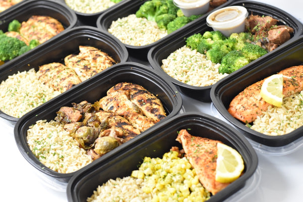 25 Meals Weekly Subscription