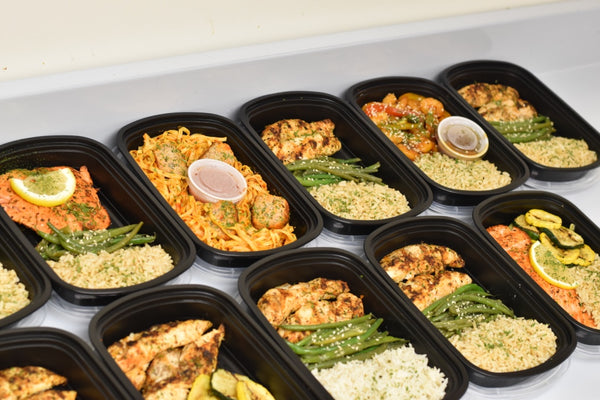 21 Meals Weekly Subscription