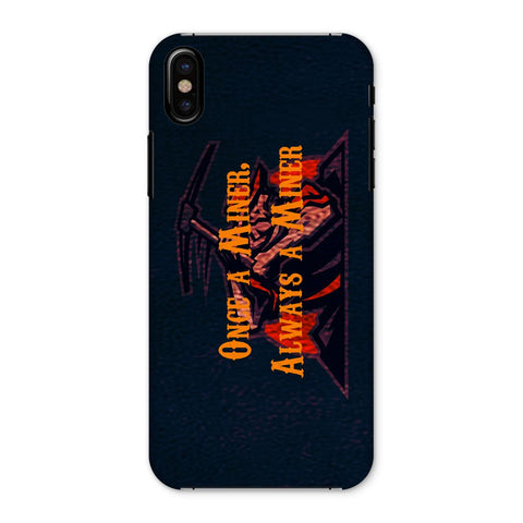 "El Paso University ""Once a Miner, Always a Miner"" Phone Case"
