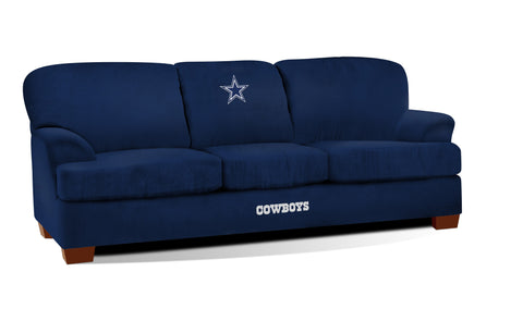 Dallas Cowboys First Team Microfiber Sofa