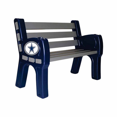 Dallas Cowboys Park Bench