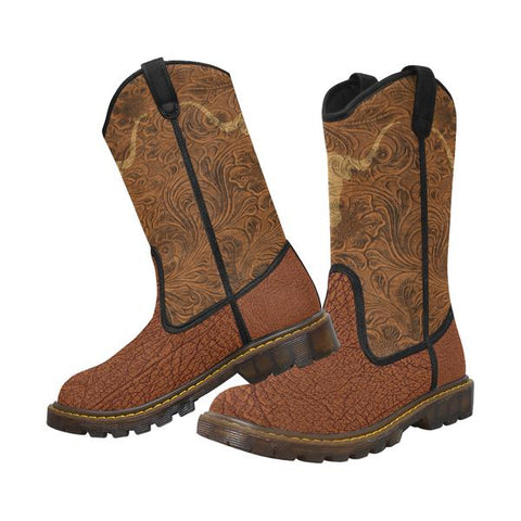 Austin University Women's Cowgirl Boots