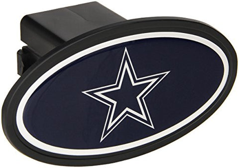 Dallas Cowboys Plastic Car/Truck Hitch Cover, Class III