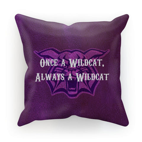 "Abilene Christian University ""Once a Wildcat, Always a Wildcat"" Cushion"