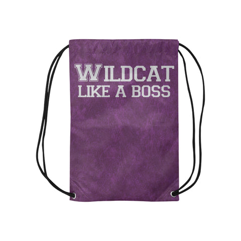 "Abilene Christian University ""Like a Boss"" Drawstring Bag"